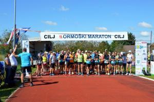 19. Ormoški polmaraton 2020